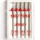 Nähmaschinennadeln für Jersey 70 - 100, 5 St.