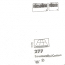 Baumwollvlies, Volumenvlies 277