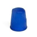 Gummifingerhut, blau, Candy Thimble