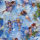 Dawn Fairies, Flower Fairy, himmelblau