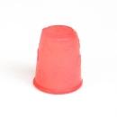 Gummifingerhut, zart erdbeerfarben, Candy Thimble