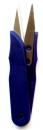 Fadenschneider mit Kunststoffgriff, blau