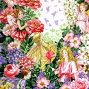 Fairy Dream, Panel, Flower Fairies