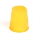 Gummifingerhut, gelb, Candy Thimble