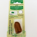 Lederfingerhut Fingerform, Small, Clover