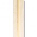 Reißverschluss hellbeige, Meterware ohne Schieber