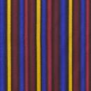 Basic mit Streifen in Rottönen, blau und gelb