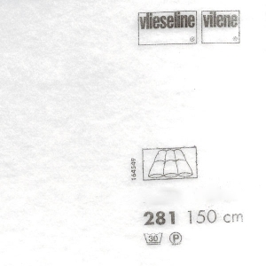Volumenvlies H 281