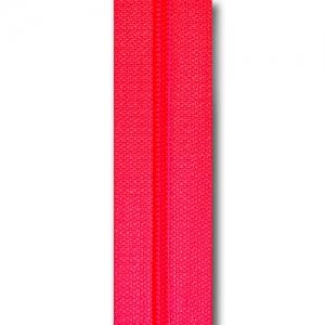 Reißverschluss pink, Meterware ohne Schieber