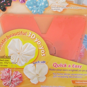 YoYo Maker, großer Schmetterling, Clover