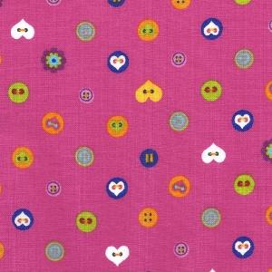 Minibuttons auf pink