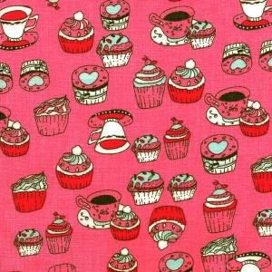 Cupcakes, Kaffee, Tee