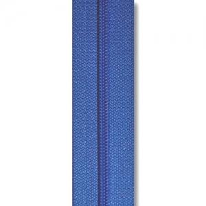 Reißverschluss tintenblau, Meterware ohne Schieber
