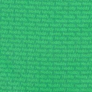 Grasgrüner Basic mit Schrift