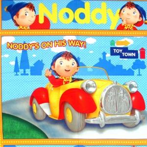 Noddy aus dem Spielzeugland, Panel
