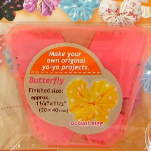 YoYo Maker kleiner Schmetterling, Clover