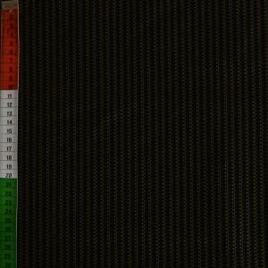 Basic mit feinen Bogenlinien auf schwarzem Grund