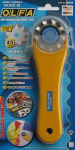 Wellen-Rollschneider 45 mm OLFA